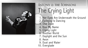 Antony & the Johnsons The Crying Light